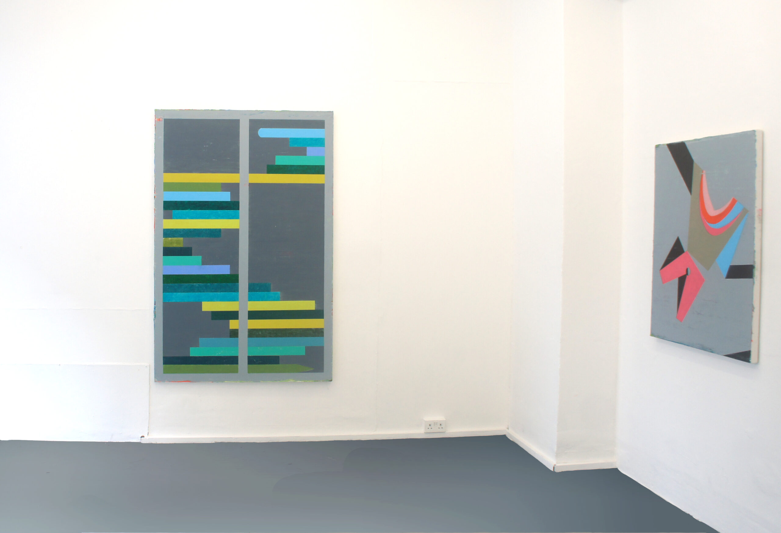 Rian Coughlan: Possible Snakes at Chalton Gallery, London.