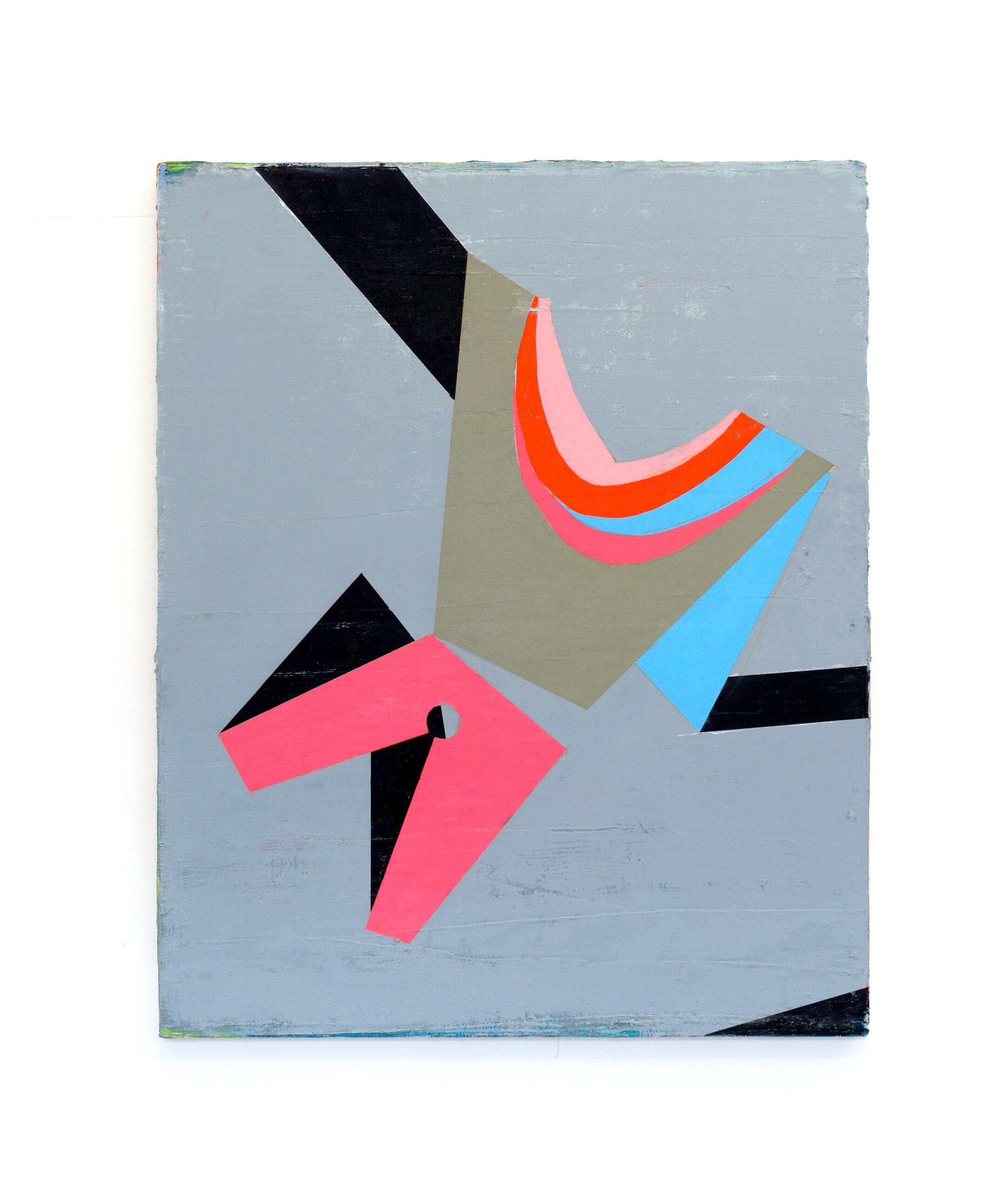 Rian Coughlan: Falling Figure (2019)