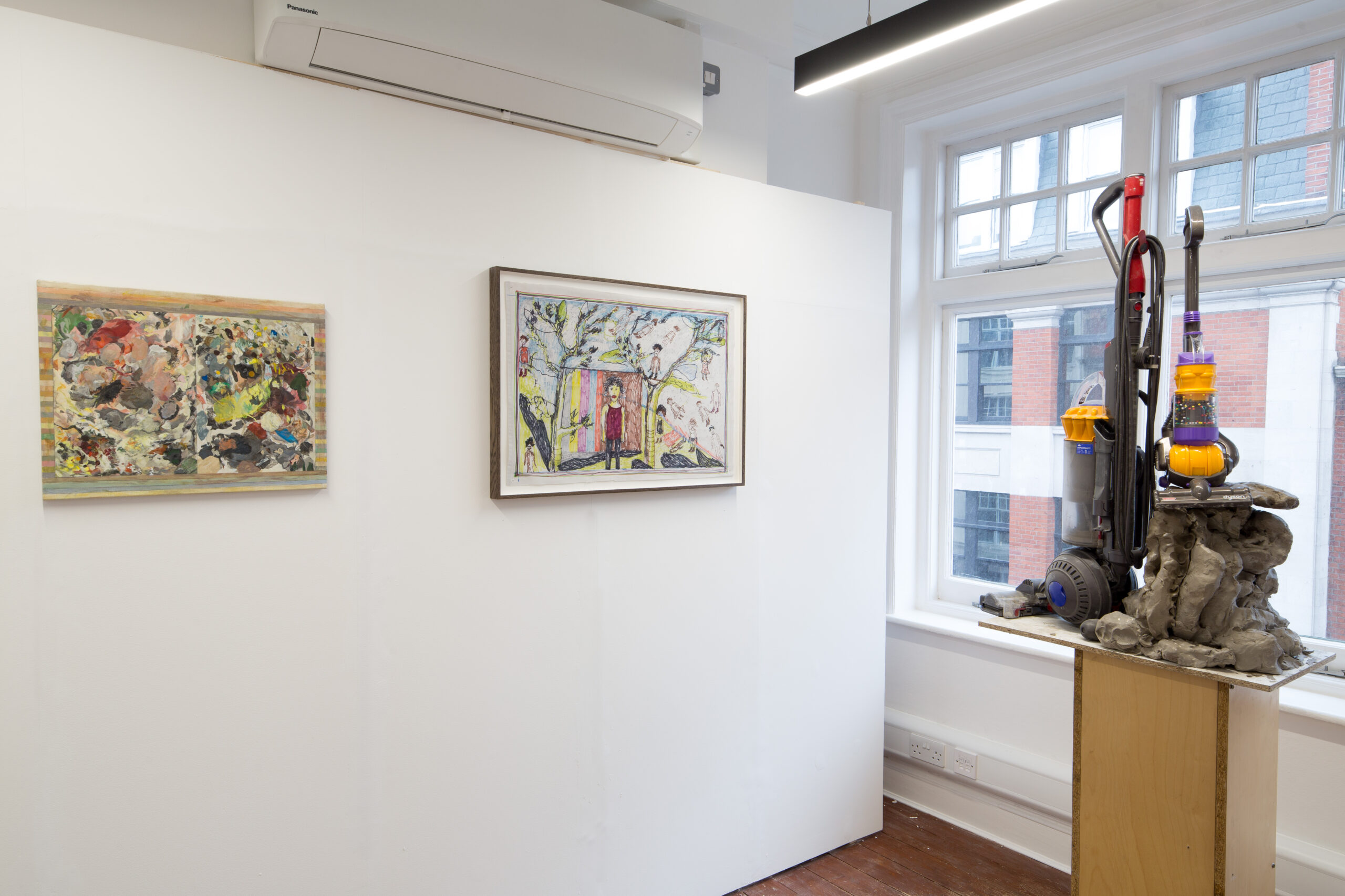 LUNGLEY Gallery moves to Soho, London.