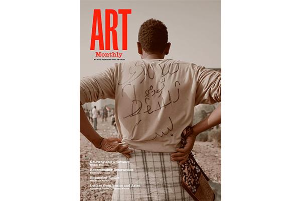 Art Monthly September 2021