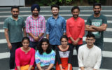Punjab Lalit Kala Akaademi gives Scholarships to 9 Young and Upcoming artists for 2017