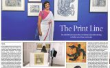 The Print Line by Parul - Indian Express National Page