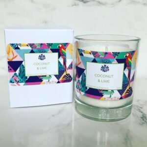 Coconut and Lime Candle