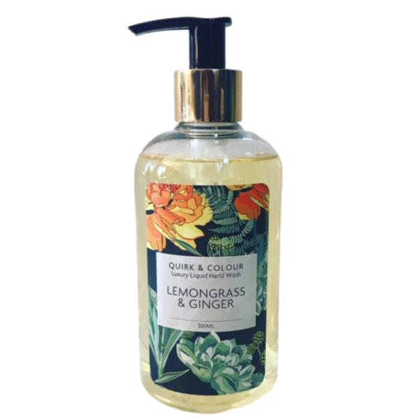 Lemongrass & Ginger Hand Wash