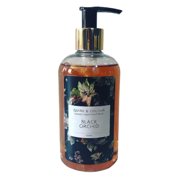 Black Orchid Hand Wash