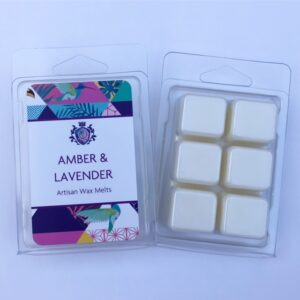 Amber & Lavender Melts