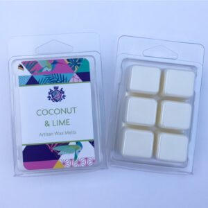 Coconut & Lime Wax Melts