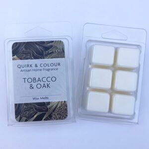 Tobacco & Oak Wax Melts