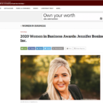 2020 Women in Business Awards: Jennifer Bonine, AI AppStore Inc.