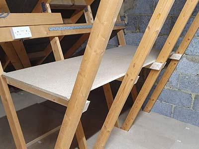 Shelves, Garages & More