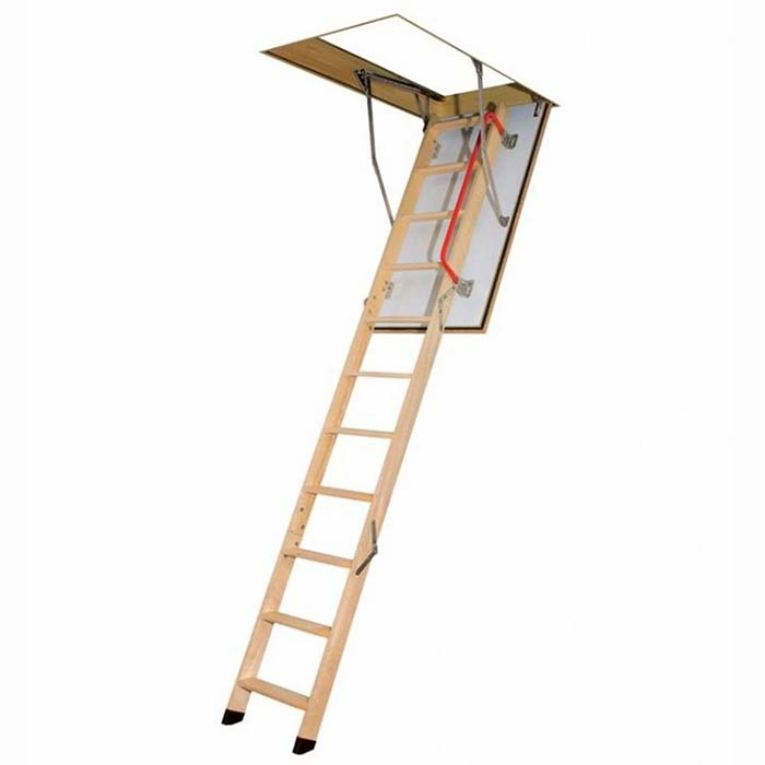 Wooden Ladders