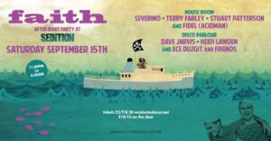 Faith Boat Party Sold Out, After Party Tickets On Sale