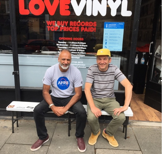 Independent Record Store – Love Vinyl London