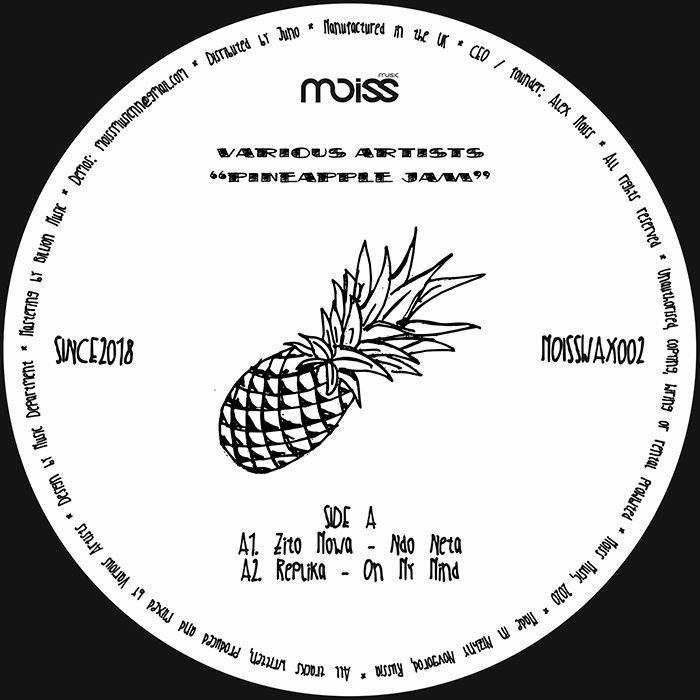 Ear To The Ground: VA – Pineapple Jam EP