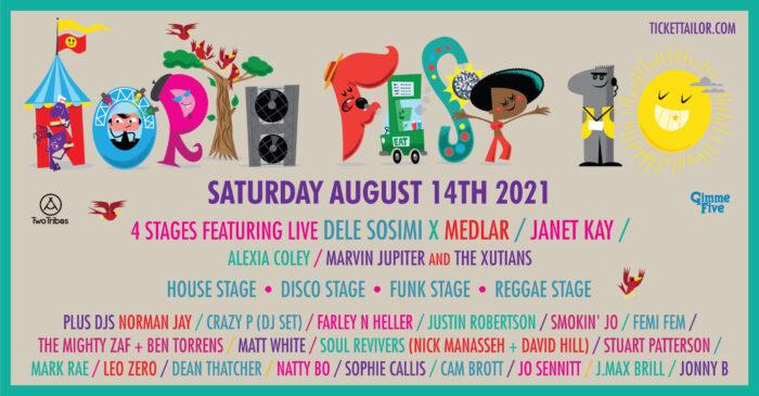 North Fest 10 – Celebrating London Club Culture, 14 Aug 2021