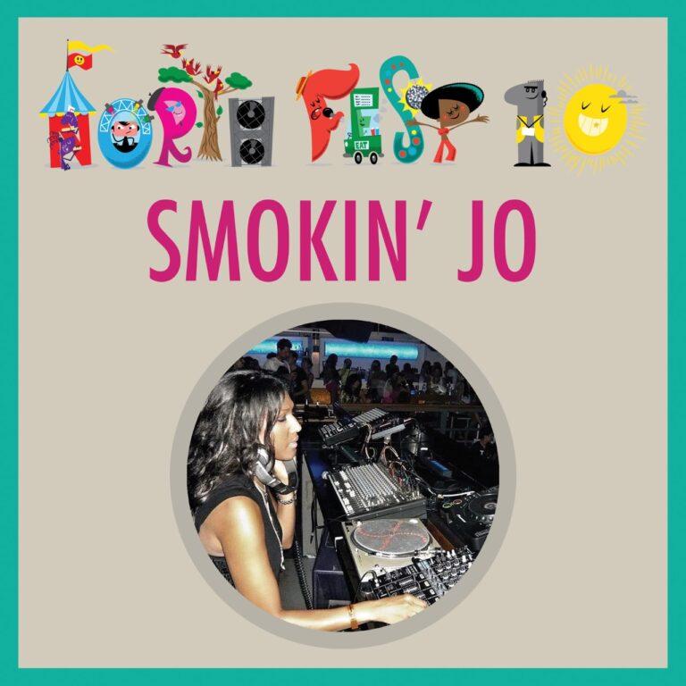 Smokin Jo – North Fest 10 Artist Profile