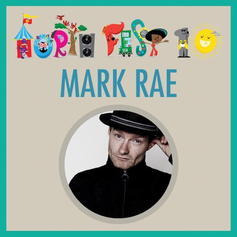 Mark Rae Artist Profile – North Fest 10
