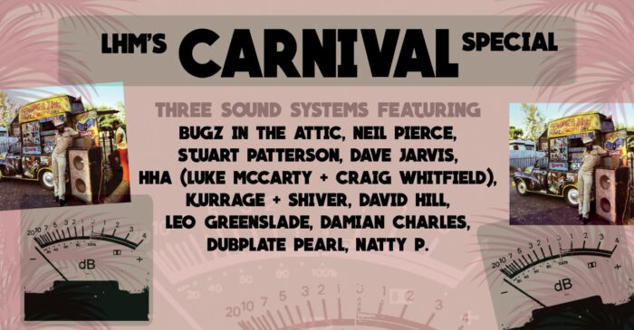 LHM Carnival Special, 29 August