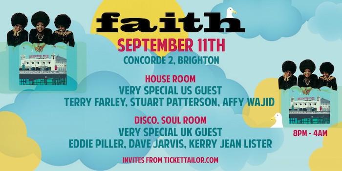 Faith Brighton, 11 September
