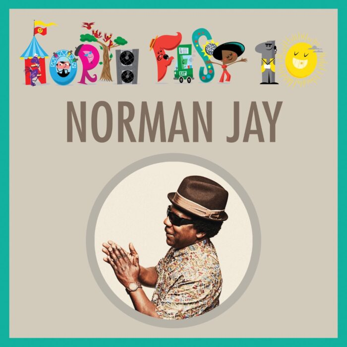 Norman Jay  –  Artist Profile North Fest 10