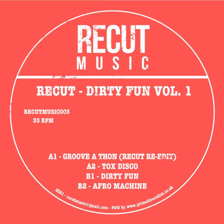 Ear To The Ground: Recut – Dirty Fun Vol 1