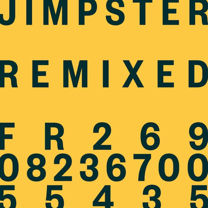 Ear To The Ground: Jimpster – Remixed EP