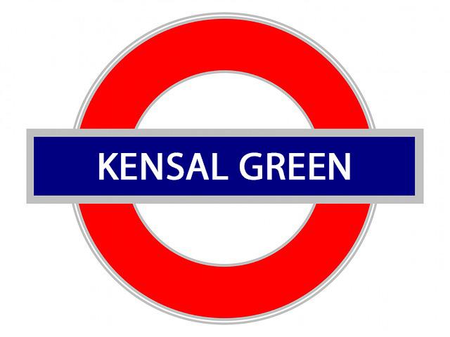 kensal. green. sign