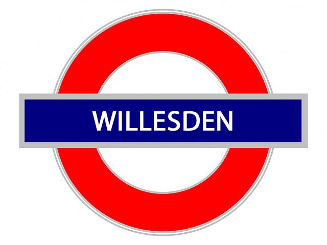 willesden sign