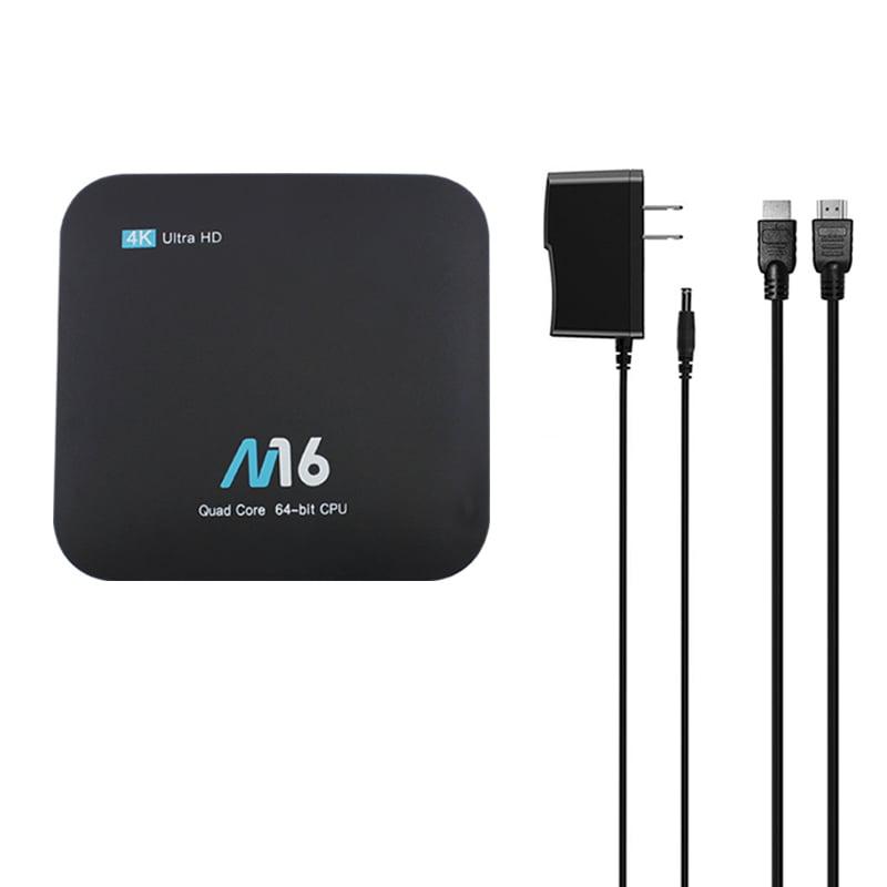 Firefly IVM16 Android Smart TV Box M16 64bit Quad S905X 1.5Ghz 2G DDR3 16G flash 07