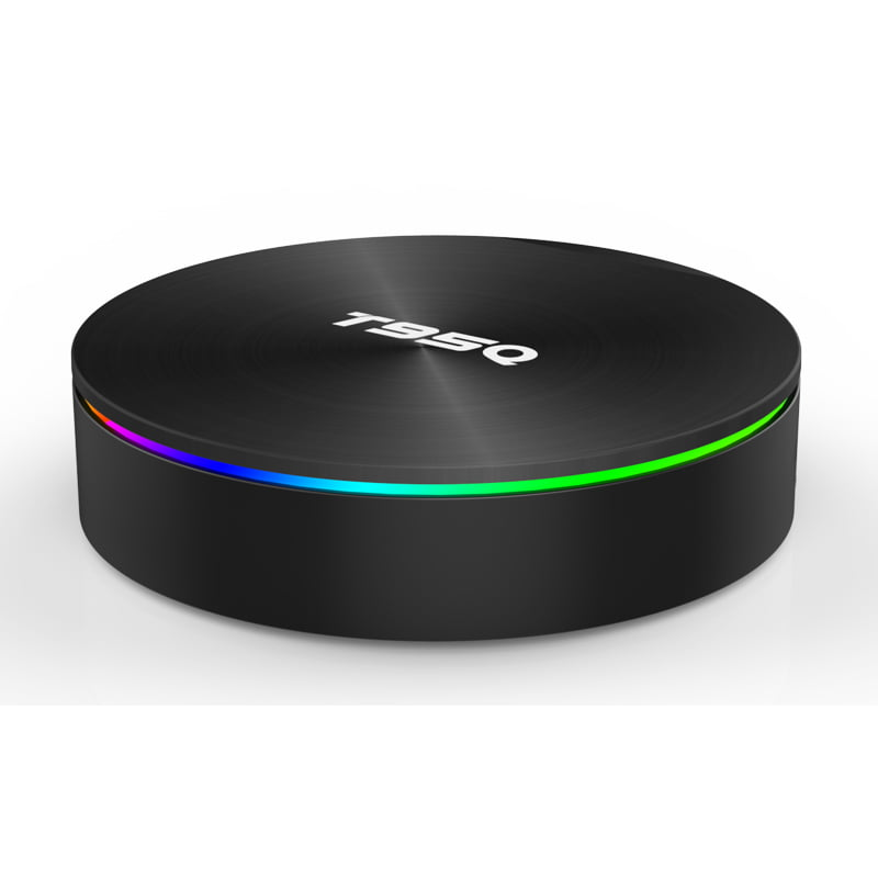 Firefly T95Q Android Smart TV Box T95Q 64bit Quad S905X2 2Ghz 4G DDR3 32G flash Android 8.1 OS