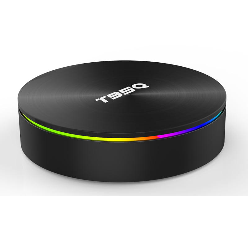 Firefly T95Q Android Smart TV Box T95Q 64bit Quad S905X2 2Ghz 4G DDR3 32G flash Android 8.1 OS 01