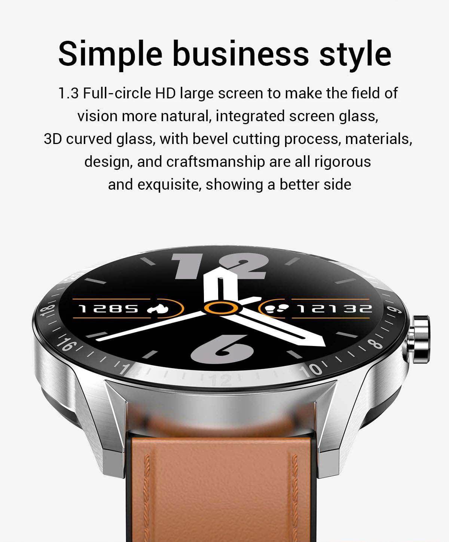 G20 Smart Watch heart rate blood pressure monitor ip67 smart watch wholesale (10)2