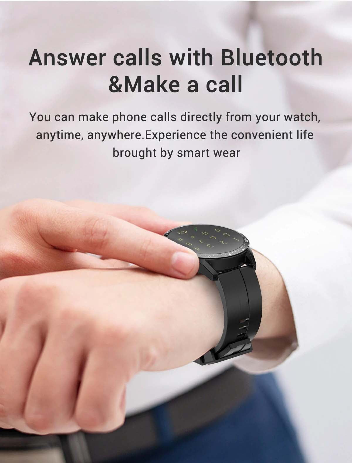 G20 Smart Watch heart rate blood pressure monitor ip67 smart watch wholesale (10)4