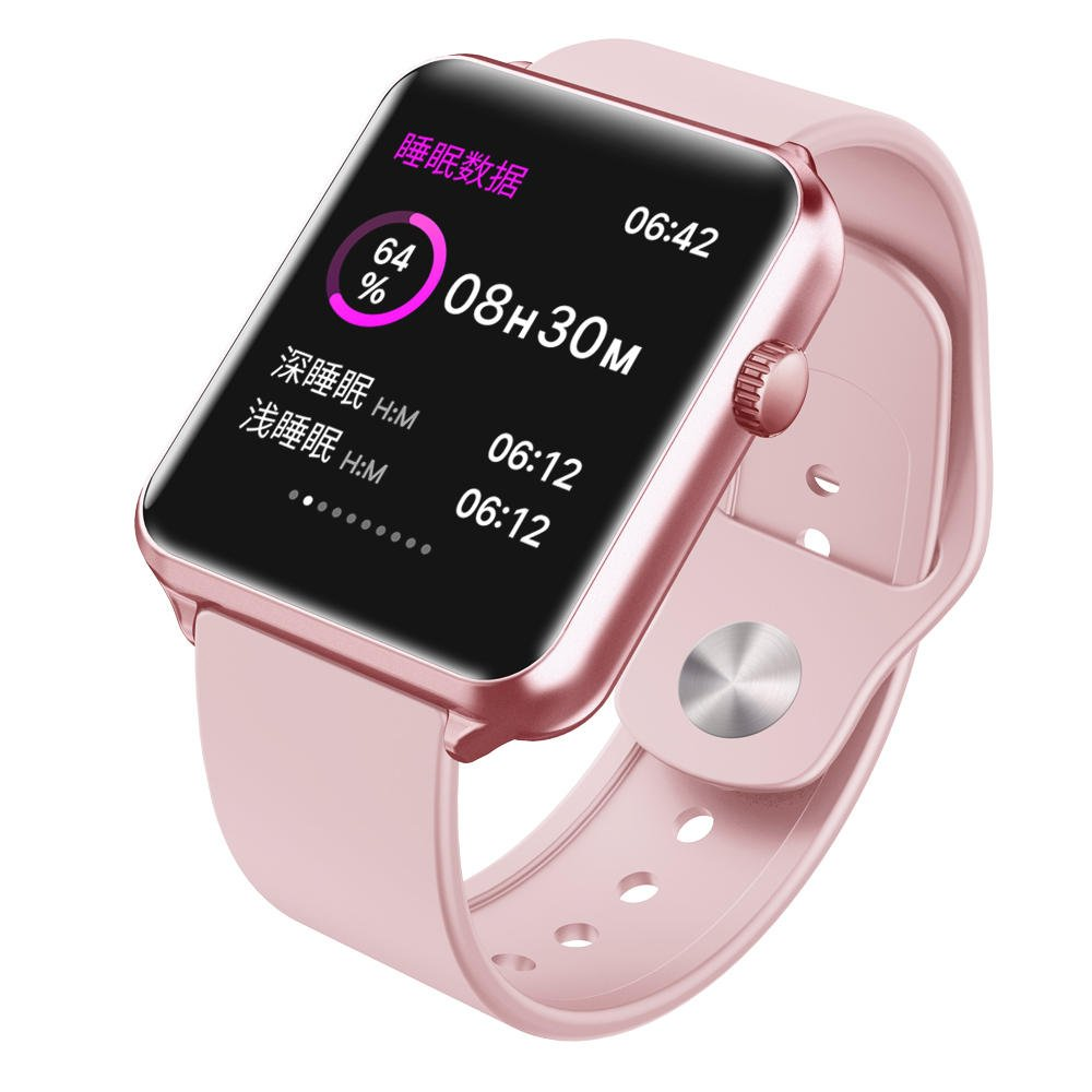 A10 1.3 inch full touch screen wristband (15)