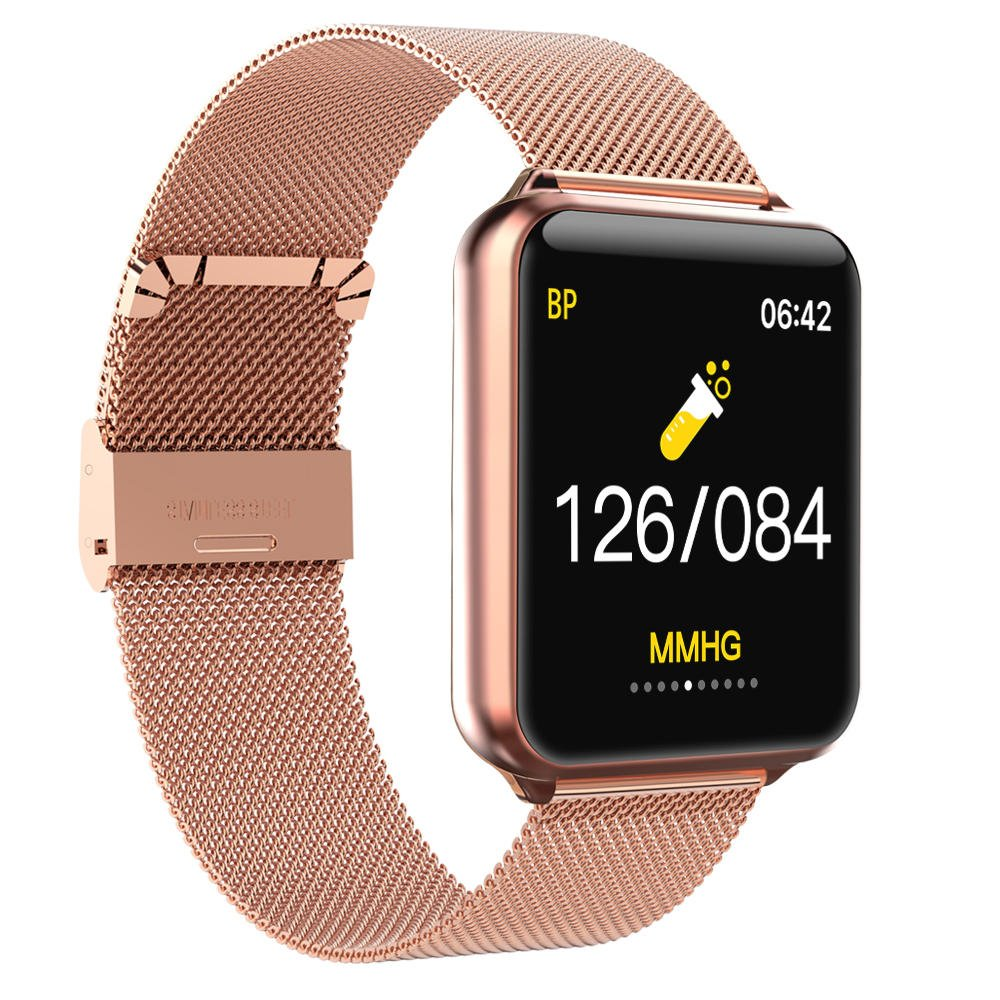 A10 1.3 inch full touch screen wristband (17)