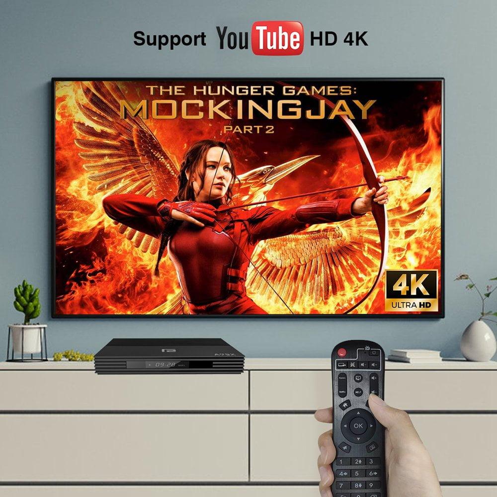 A95X F2 Amlogic S905X2 Android 9.0 4GB RAM 32GB 4K Smart TV Box (10)