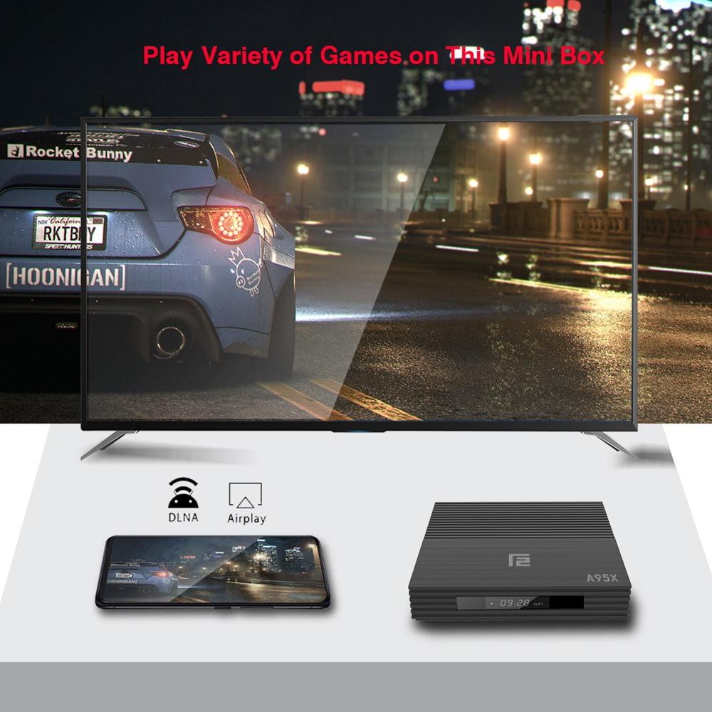 A95X F2 Amlogic S905X2 Android 9.0 4GB RAM 32GB 4K Smart TV Box (13)