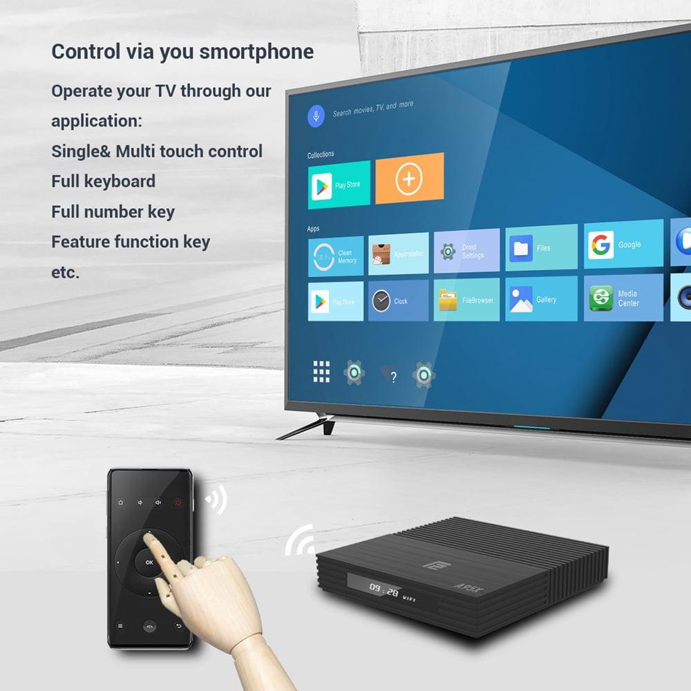 A95X F2 Amlogic S905X2 Android 9.0 4GB RAM 32GB 4K Smart TV Box (14)