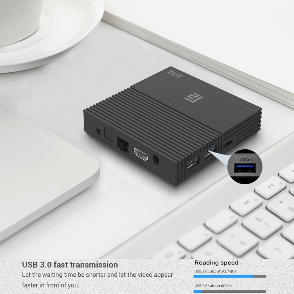 A95X F2 Amlogic S905X2 Android 9.0 4GB RAM 32GB 4K Smart TV Box (5)