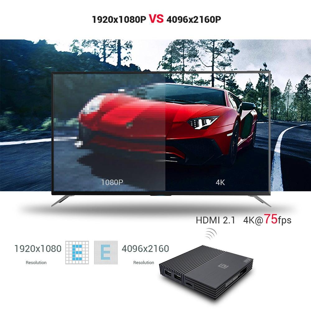 A95X F2 Amlogic S905X2 Android 9.0 4GB RAM 32GB 4K Smart TV Box (9)