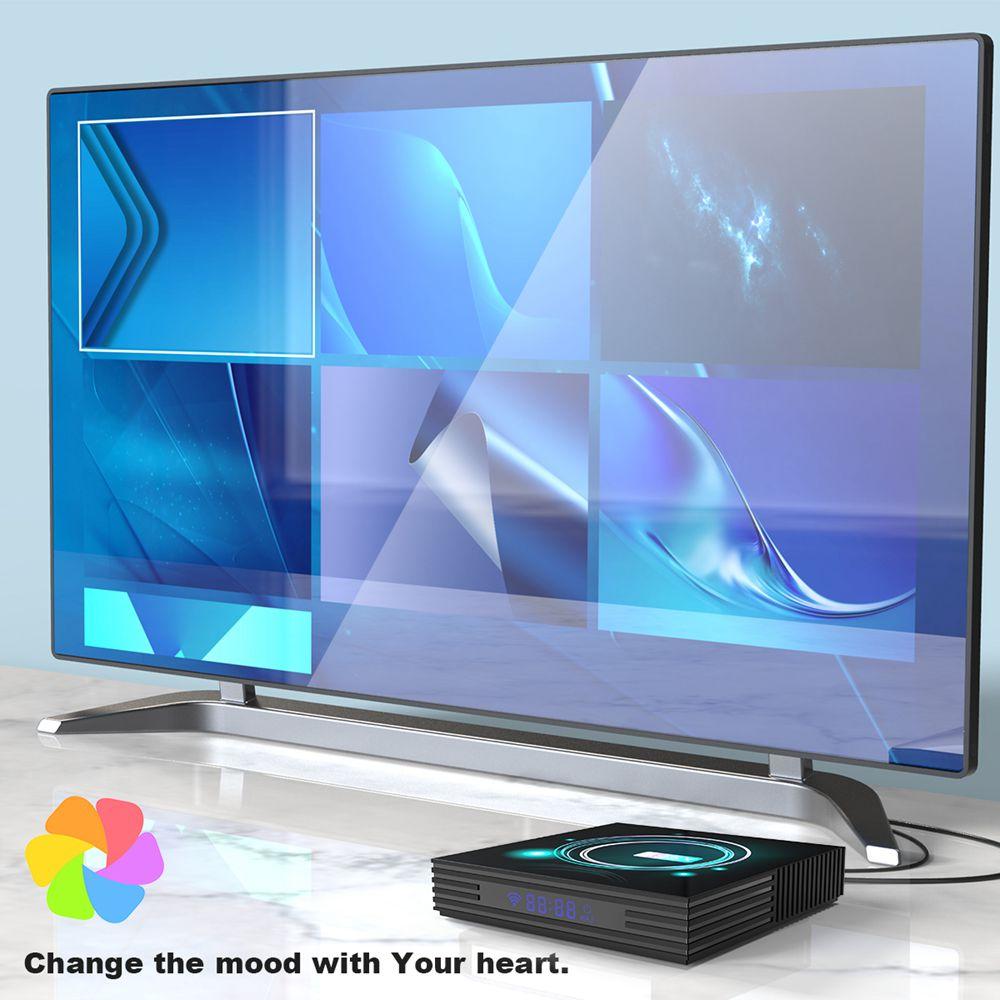 A95X F3 Slim 4GB 32GB Amlogic S905x3 Android 9.0 8K Video Decode Smart TV Box (1)