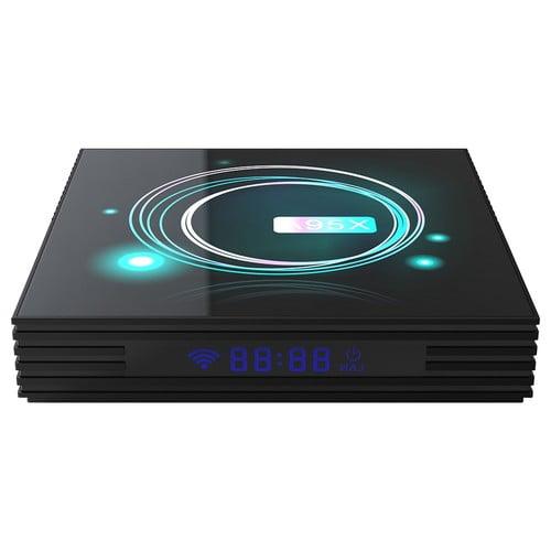 A95X F3 Slim 4GB 32GB Amlogic S905x3 Android 9.0 8K Video Decode Smart TV Box (12)