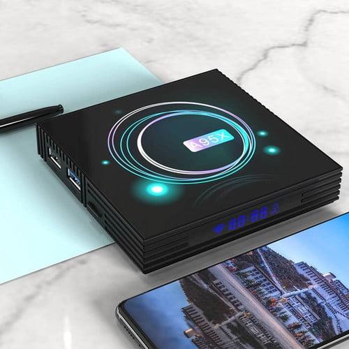 A95X F3 Slim 4GB 32GB Amlogic S905x3 Android 9.0 8K Video Decode Smart TV Box (8)