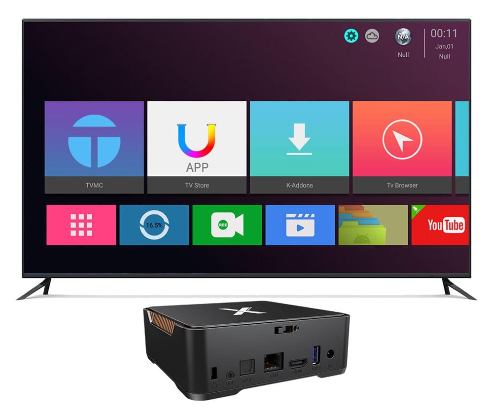 A95X MAX Amlogic S905X2 Android 8.1 4GB RAM 64GB ROM Smart TV Box (3)