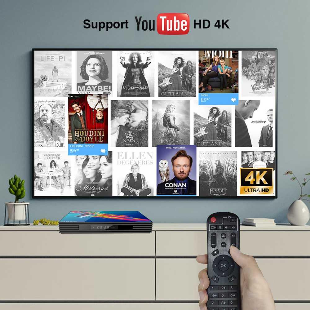 A95X R3 Android 9.0 RK3318 4G RAM 64G ROM 5G WIFI 100M LAN Smart TV BOX (21)