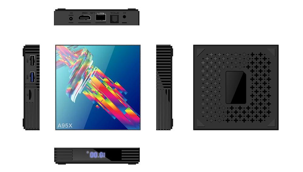 A95X R3 Android 9.0 RK3318 4G RAM 64G ROM 5G WIFI 100M LAN Smart TV BOX (5)