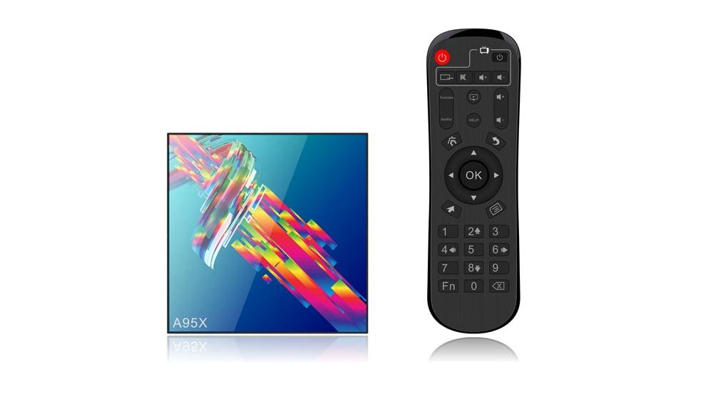 A95X R3 Android 9.0 RK3318 4G RAM 64G ROM 5G WIFI 100M LAN Smart TV BOX (9)