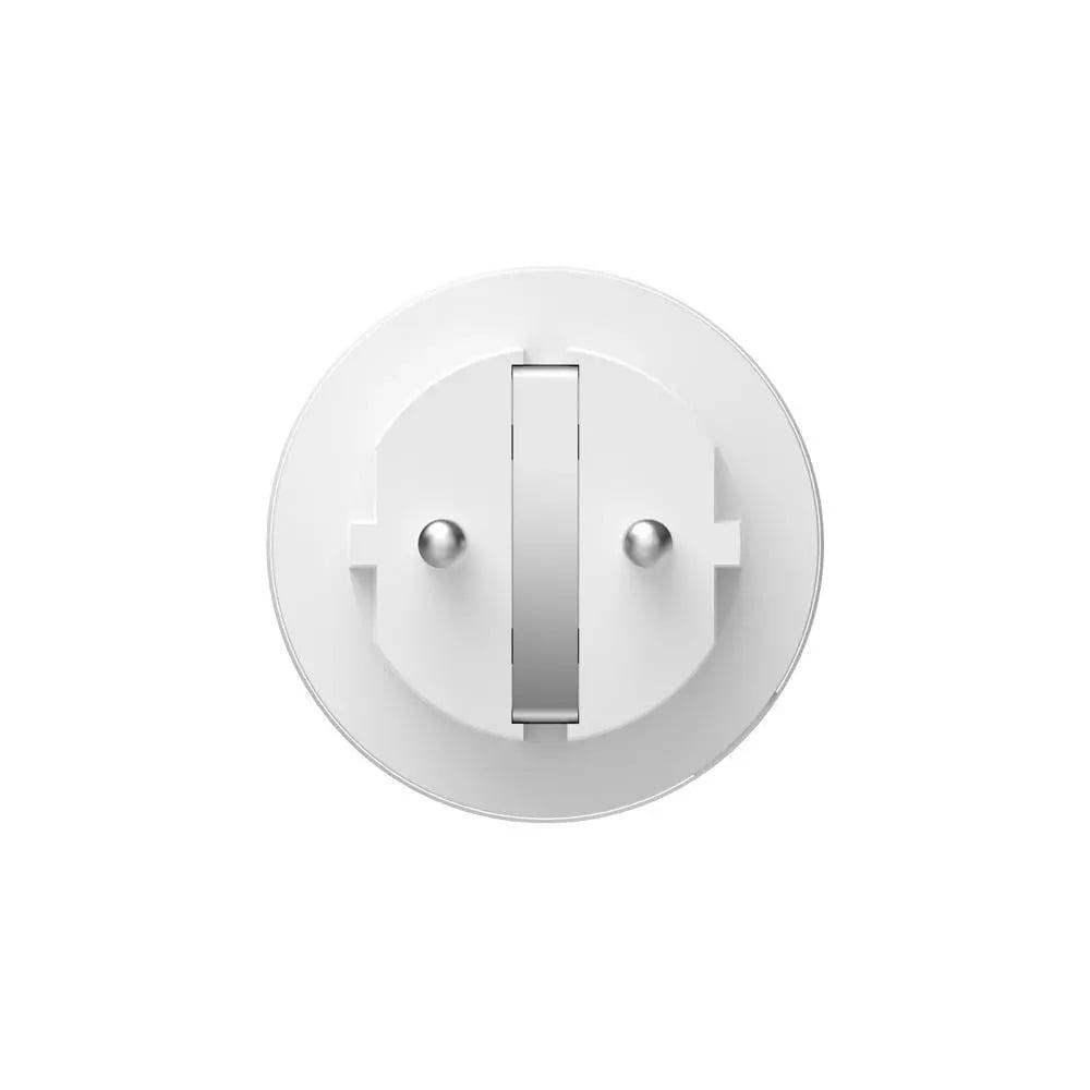 AC220V 2200W Smart EU Plug Wifi Wall Socket (1)