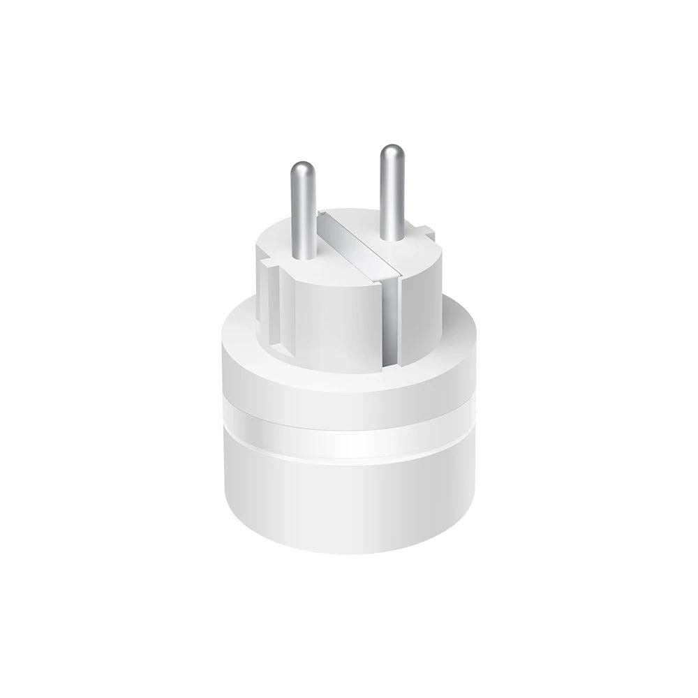 AC220V 2200W Smart EU Plug Wifi Wall Socket (7)