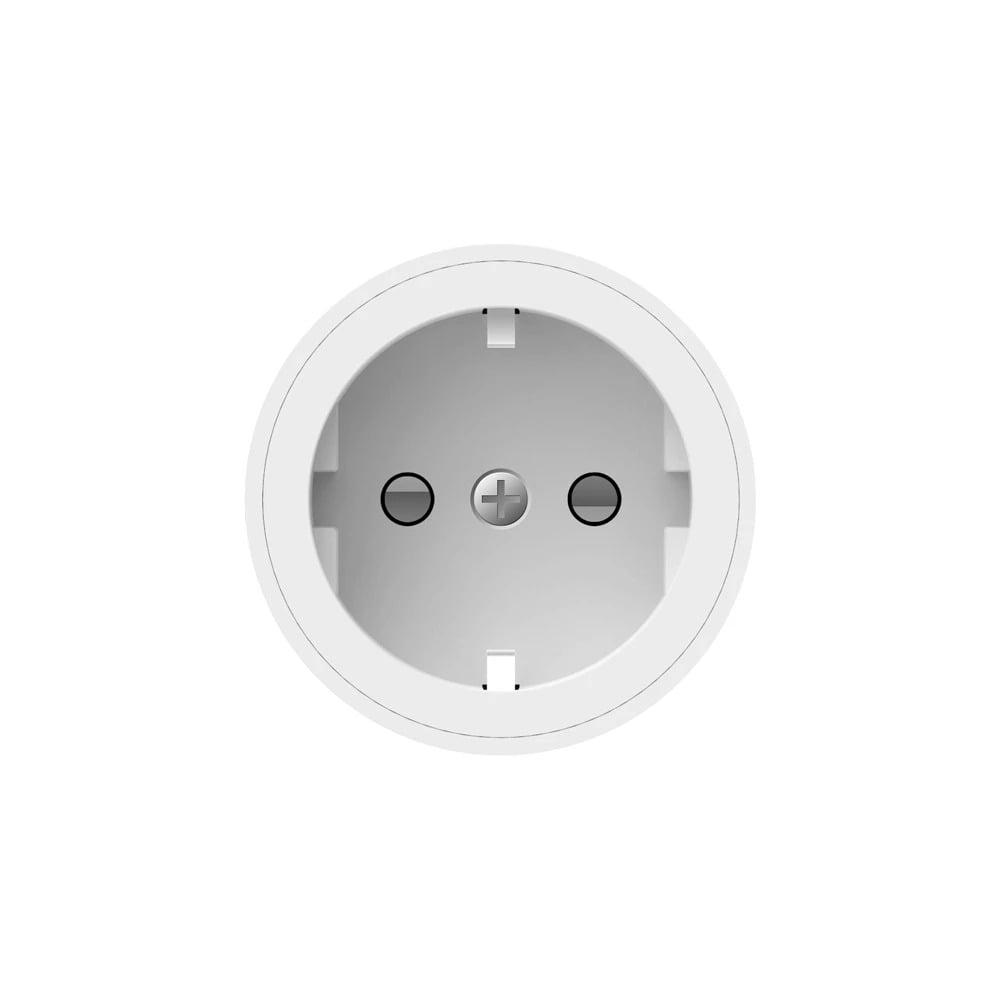 AC220V 2200W Smart EU Plug Wifi Wall Socket (8)